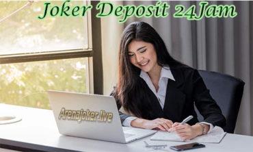 Joker Deposit 24Jam